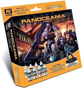 Infinity PanOceania Paint Set (Exclusive)