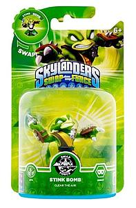 Skylanders Swap Force Swappable Character Pack: Stink Bomb