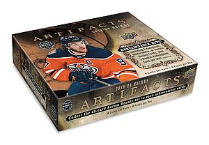 2019-20 NHL Upper Deck Artifacts Hockey Hobby Box