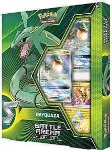 Pokemon Trading Card Game: Battle Arena Decks 2019 - Rayquaza