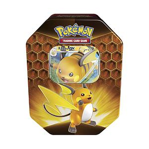 Pokemon Trading Card Game: Hidden Fates - Raichu-GX