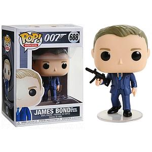 Pop! Movies James Bond Vinyl Figure Daniel Craig (Quantum of Solace)