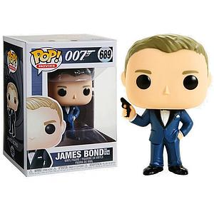 Pop! Movies James Bond Vinyl Figure Daniel Craig (Casino Royale)