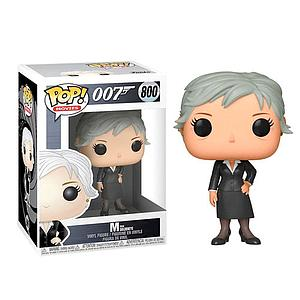 Pop! Movies James Bond Vinyl Figure M