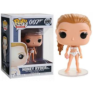 Pop! Movies James Bond Vinyl Figure Honey Ryder