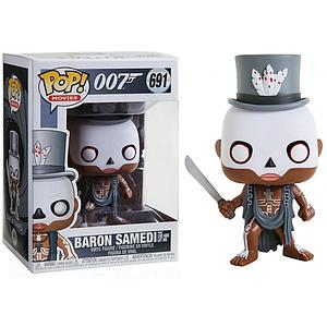 Pop! Movies James Bond Vinyl Figure Baron Samedi