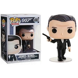 Pop! Movies James Bond Vinyl Figure Pierce Brosnan (Golden Eye)