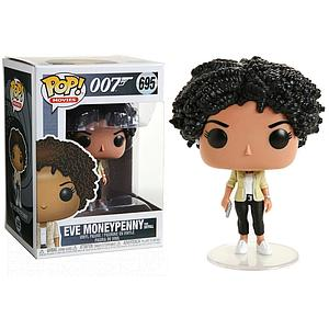 Pop! Movies James Bond Vinyl Figure Eve Moneypenny
