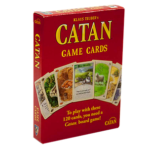 Catan: Replacement Game Cards (Fifth Edition)