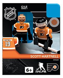 Hockey Minifigures: Scott Hartnell (Philadelphia Flyers)