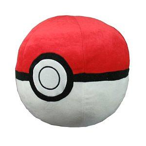 "Plush Toy Pokemon 3"" Pokeball"