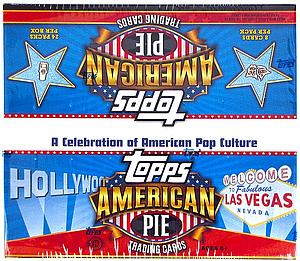 Topps 2011 American Pie Trading Cards: Hobby Box