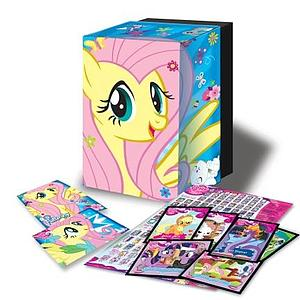 My Little Pony Friendship is Magic Trading Cards: Fluttershy Box