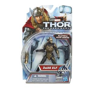 "Marvel Thor 2: The Dark World 4"": Dark Elf"