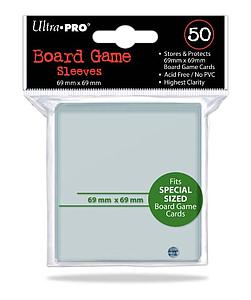 Card Sleeves Board Game Special Size 69 x 69mm (50 Pack)