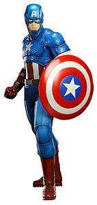 Marvel Comics Avengers Marvel Now! ArtFX+ Statue: Captain America