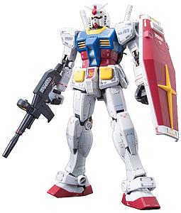 Gundam Real Grade Excitement Embodied 1/144 Scale Model Kit: #01 RX-78-2 Gundam