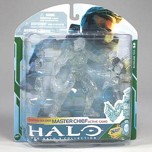 The Halo 3 Collection: Master Chief (Active Camo)