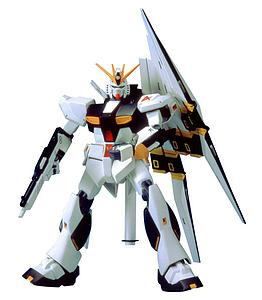 Gundam Advance Grade Char's Counterattack 1/144 Scale Model Kit: #008 v Gundam Fin-Fannel Equipment Type