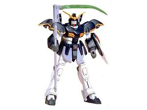 Gundam Wing 1/144 Scale Model Kit: XXXG-01D Gundam Deathscythe