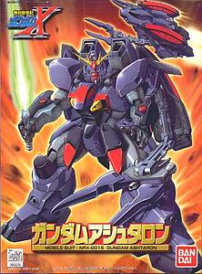 Gundam X 1/144 Scale Model Kit: Gundam Ashtaron