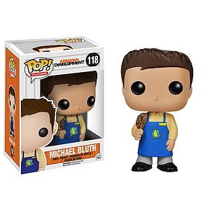 Pop! Television Arrested Development Vinyl Figure Michael Bluth (Banana Stand) #118 (Vaulted)