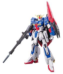 Gundam Real Grade Excitement Embodied 1/144 Scale Model Kit: #010 Zeta Gundam