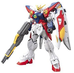Gundam High Grade After Colony 1/144 Scale Model Kit: #174 XXXG OOWO Wing Gundam Zero