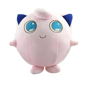 "Pokemon Plush Jigglypuff Light-Pink (12"")"