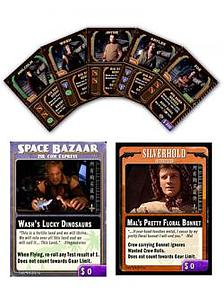 Firefly: The Game - All Promo Cards Pack
