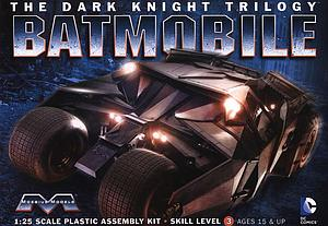 Moebius Model Kits 1:25 Scale The Dark Knight Trilogy: Tumbler