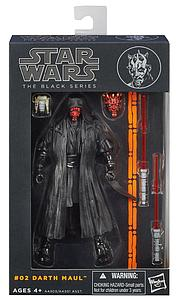 Star Wars Legends The Black Series 1: Darth Maul #2