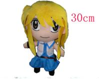 "Plush Toy Fairy Tail 12"" Lucy"