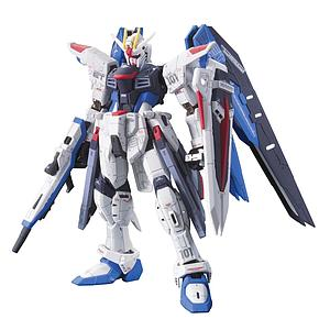 Gundam Real Grade Excitement Embodied 1/144 Scale Model Kit: #005 ZGMF-X10A Freedom Gundam