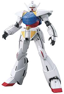 Gundam High Grade Correct Century 1/144 Scale Model Kit: #177 WD-M01 Turn A Gundam