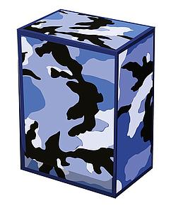 Deck Box: Camo Blue