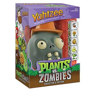 Yahtzee: Plants vs Zombies Collector's Edition