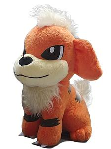 "Pokemon Plush Growlithe (12"")"