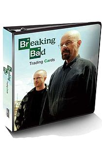 Cryptozoic Breaking Bad Album
