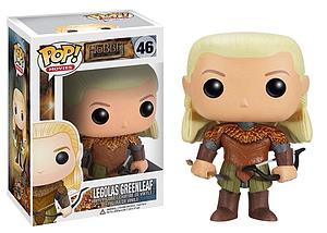 Pop! Movies The Hobbit The Desolation of Smaug Vinyl Figure Legolas Greenleaf #46 (Retired)