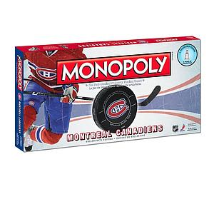 Monopoly: Montreal Canadiens Collector's Edition