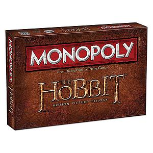 Monopoly: The Hobbit Trilogy