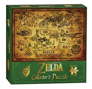 Puzzle: The Legend of Zelda