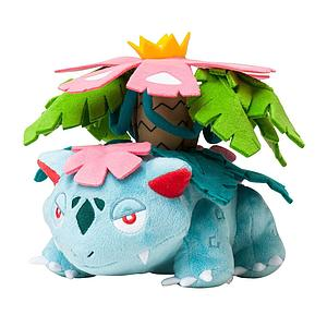 "Pokemon Plush Mega-Venusaur (8"")"