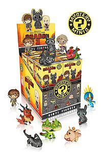 Mystery Minis Blind Box: How to Train Your Dragon 2 (12 Packs) (Vaulted)