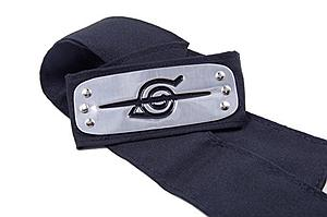 Naruto Cosplay (Blue) Headband Anti-Leaf Village (Itachi)