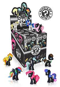 Mystery Minis Blind Box: My Little Pony (Vaulted) (12 Packs)