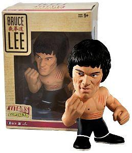 "Titans 5"" Collectibles: Bruce Lee (Shirtless)"