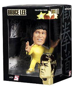 "Titans 5"" Collectibles: Bruce Lee (Yellow Track Suit)"