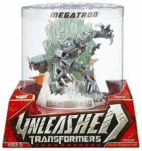 Transformers Unleashed Turnarounds Statue: Megatron